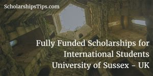 Fully Funded PhD Scholarships for International Students