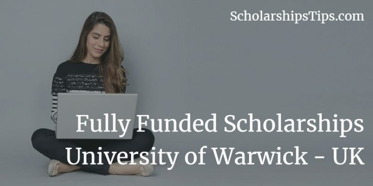 Fully Funded Law School Research Scholarships, University of