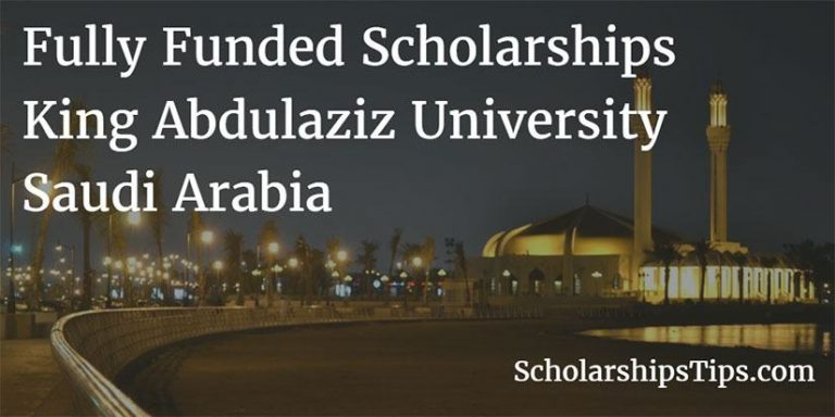 Image result for King Abdulaziz University Scholarship
